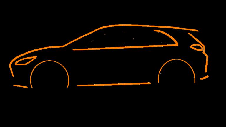 Hyundai I30N Silhouette