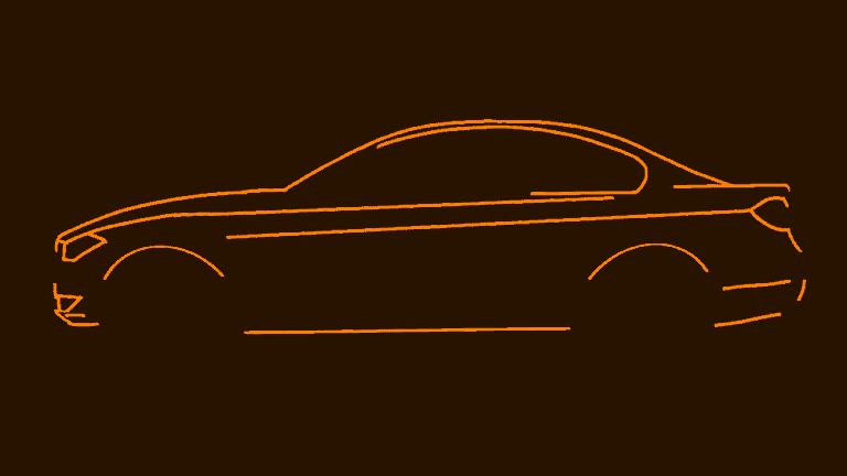 BMW M2 Silhouette