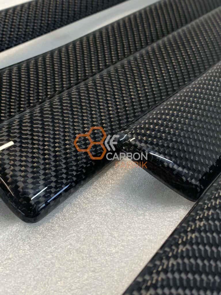 Audi A4 B5 Carbon Interiorleisten Dekorleisten 5