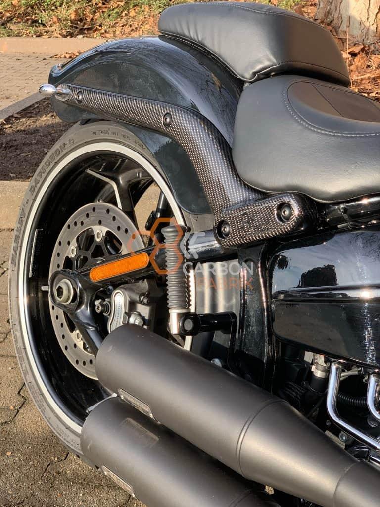 Harley Davidson Breakout Carbon Fenderstruts