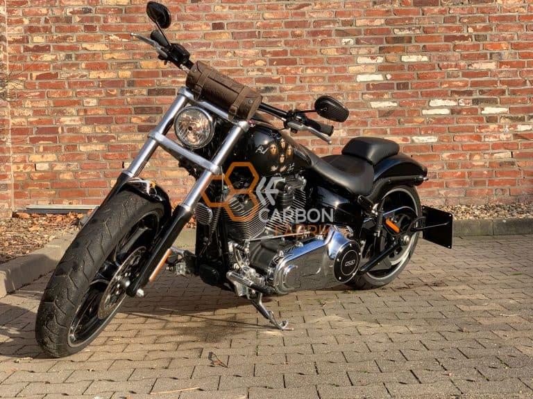 Harley Davidson Breakout Carbon Gesamtprojekt