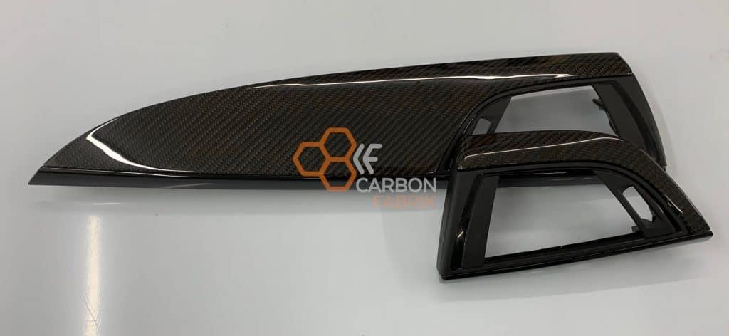 BMW 2er F22 F23 Carbon Dekor Armaturenbrett
