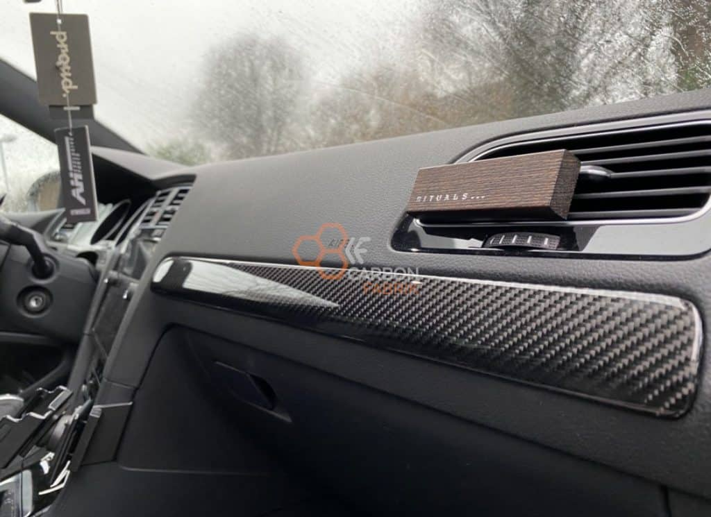 VW Golf 7 Carbon Dekorleiste Armaturenbrett