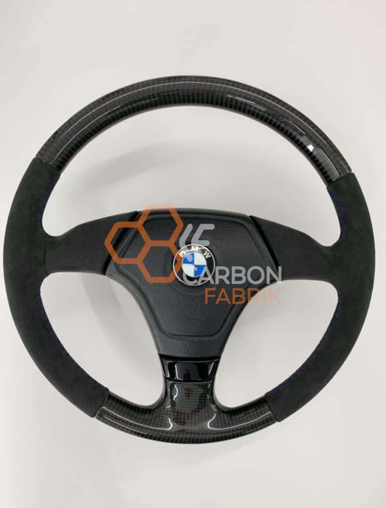 BMW-3-E36-Carbon-Alcantara-Lenkrad-6
