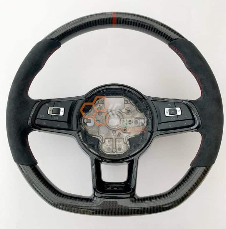 W-POLO-GTI-CARBON-ALCANTARA-Lenkrad-Interior-Interieur-1